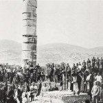Η αρχαία κολώνα του Ηραίου