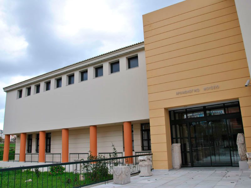 The Archaeological Museum of Pythagorion - iSamos.gr