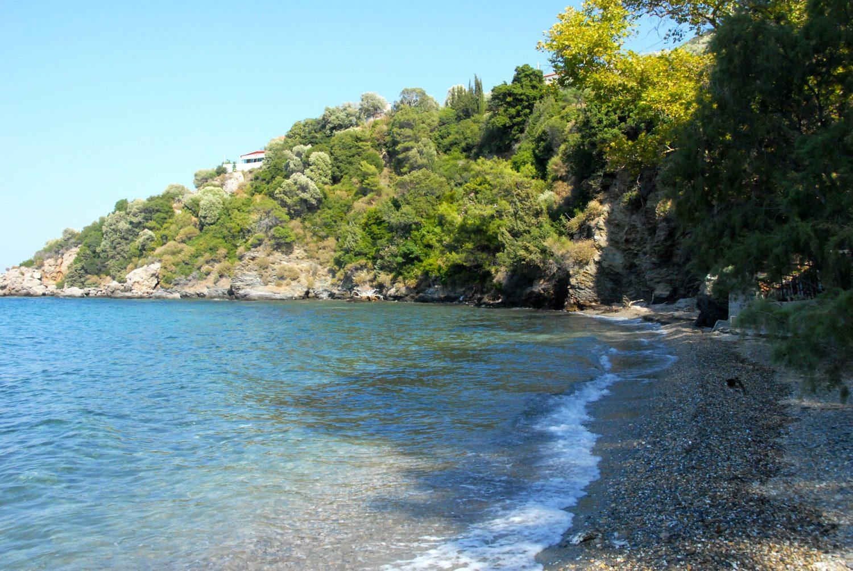 Παραλία Γαλάζιο.