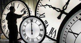 Τα ρολόγια στην Ικαρία