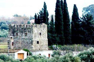 Castle Sarakini