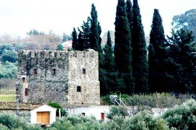 Castle of Sarakinis