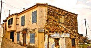Σταυρινήδες. Παλιό σπίτι
