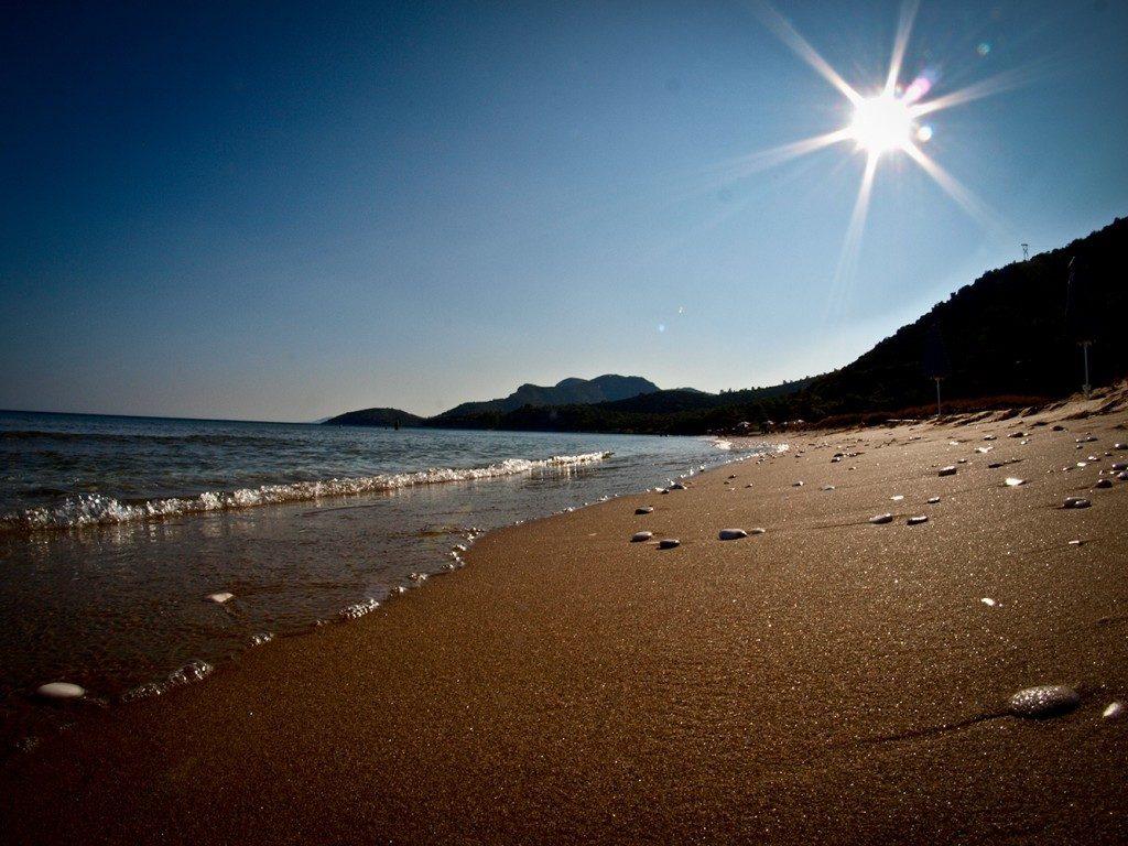 Xrysi Ammos Beach