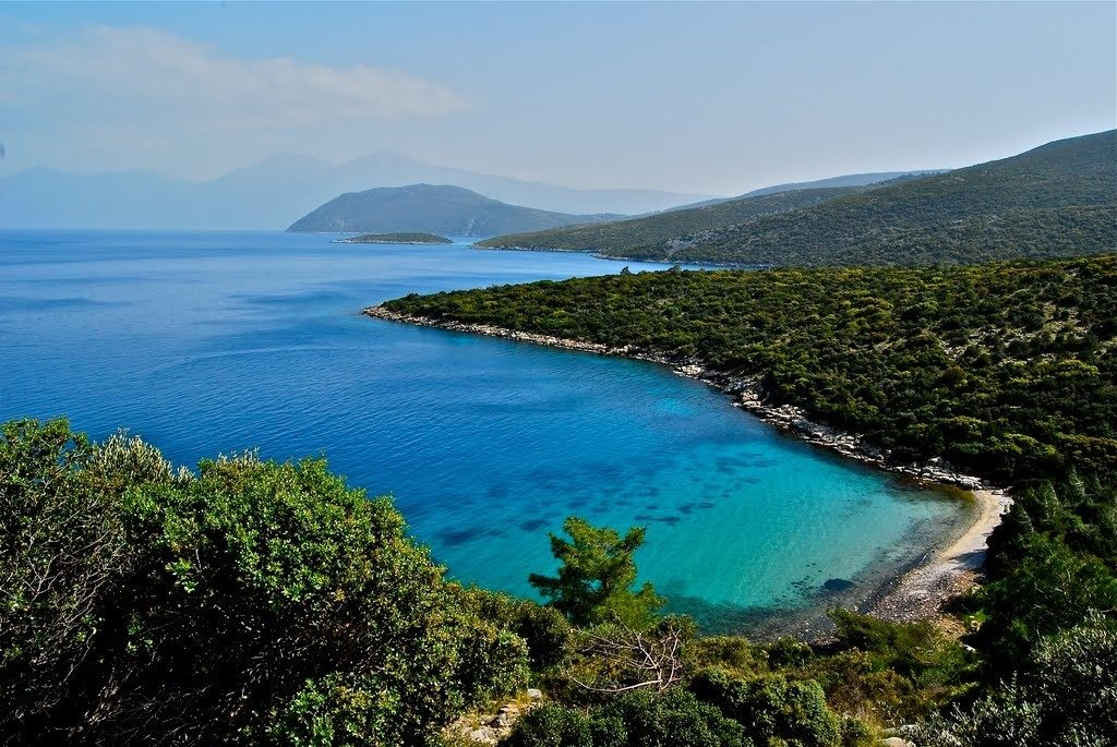 Little Lakka Beach