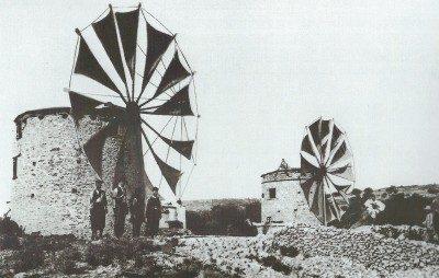 Ανεμόμυλοι του 1914