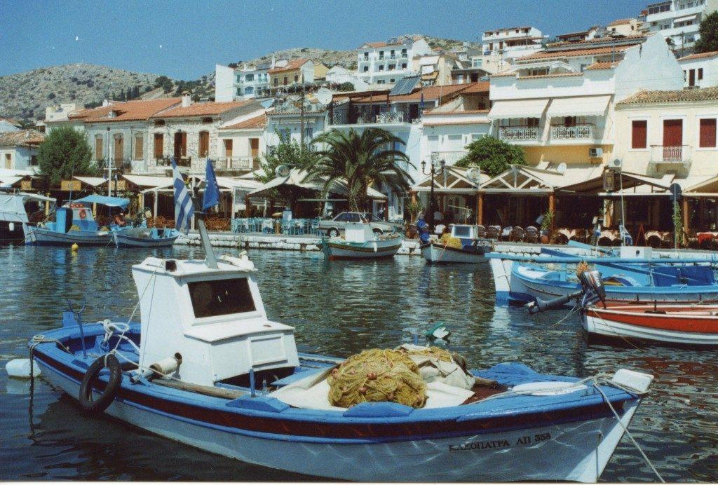 Pythagorion town