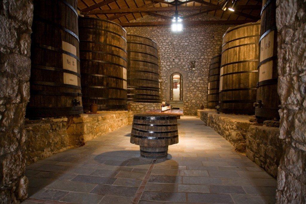Μουσείο κρασιού στο Μαλαγάρι