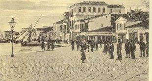 Η παραλία το 1910