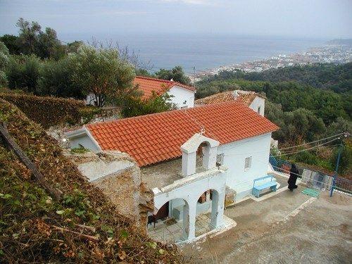 Μοναστήρι Αγίου Ιωάννη Θεολόγου