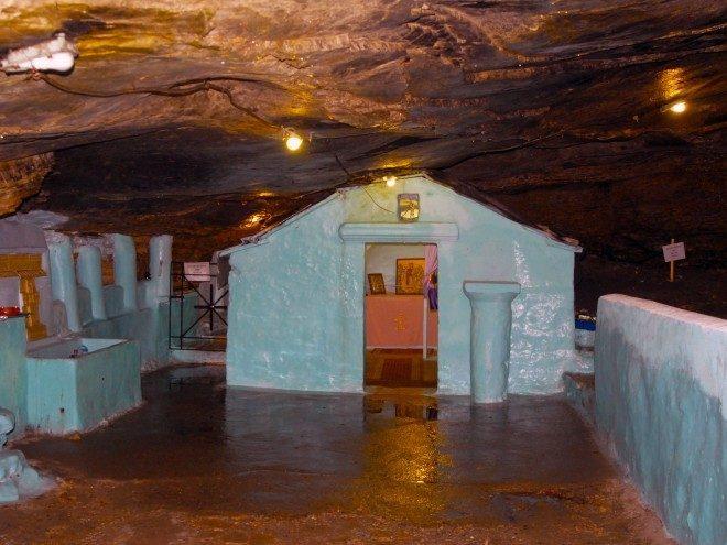 Spiliani Monastery