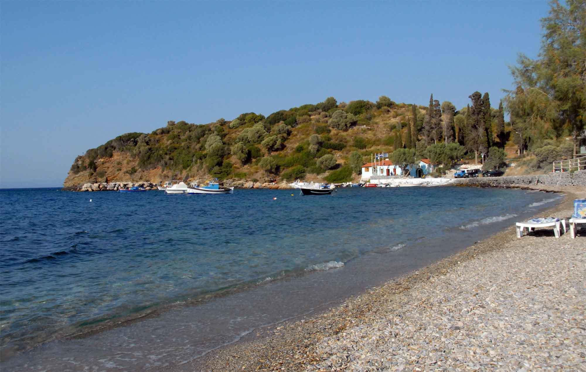 Agia Paraskevi beach