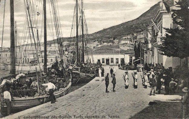 Απελευθέρωση της Σάμου το 1912