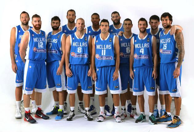 Εθνική μπάσκετ,Εθνική Ελλάδας στο μπάσκετ