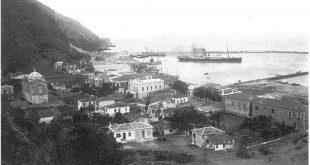 Το λιμάνι Καρλοβάσου την παλιά εποχή