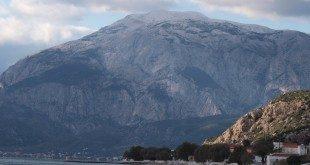 Kerkis mountain