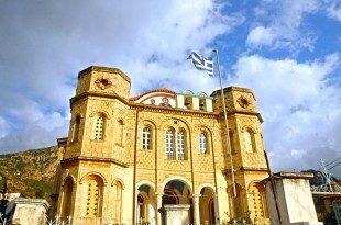 Κοντακέικα. Η εκκλησία της Παναγίας