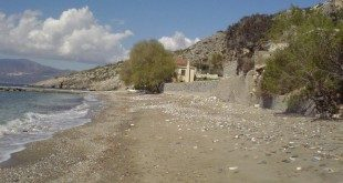 Παραλία Κυργιάννη