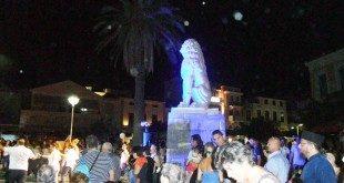 White night at Samos - Λευκή νύχτα στη Σάμο