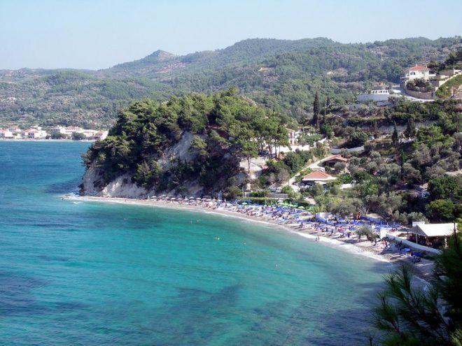 Παραλία Λεμονάκια (Lemonakia beach)