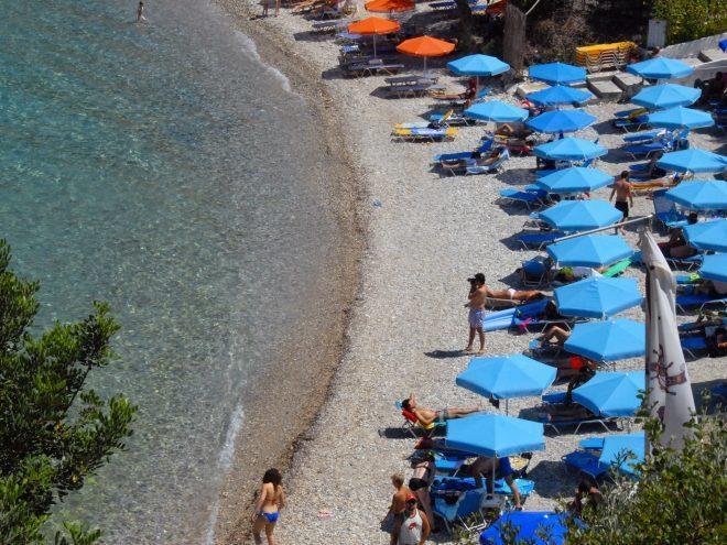 Beach bar Navagos