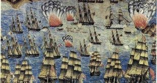 The Naval Battle of Samos