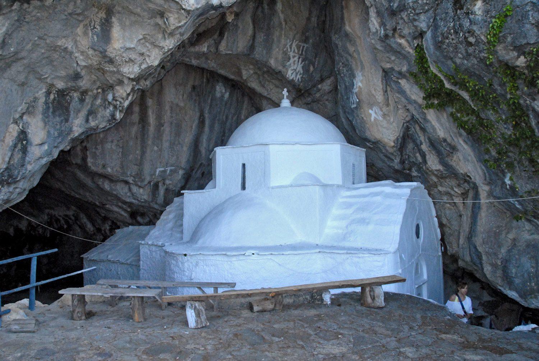 Παναγία Μακρινή - Panagia Makrini