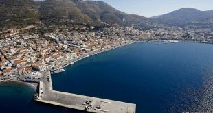 Σάμος. Η πρωτεύουσα του νομού - Samos Island town, the capital
