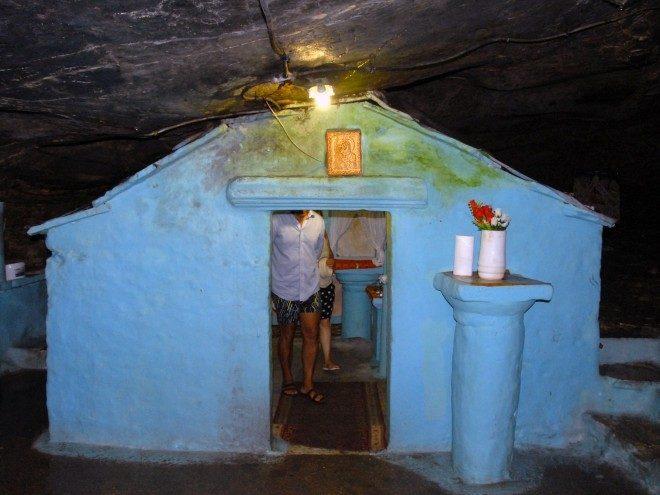 Μοναστήρι Παναγίας Σπηλιανής
