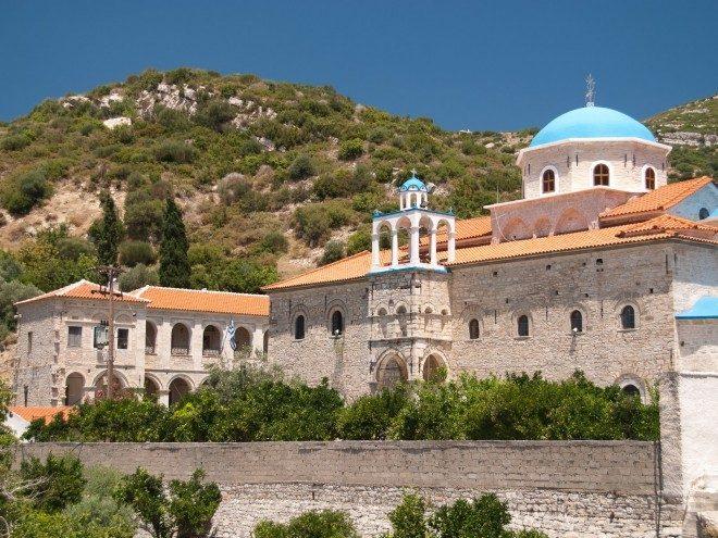 Monastery of Timios Stavros