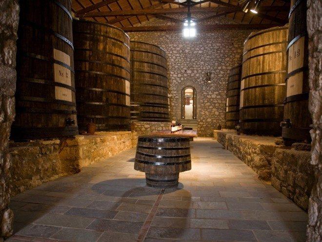 Το Μουσείο οίνου - The Museum of Samian Wine