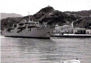Το πλοίο Μαριλένα