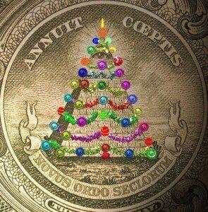 Χριστουγεννιάτικες ιστορίες. Το χριστουγεννιάτικο δέντρο σαν πυραμίδα