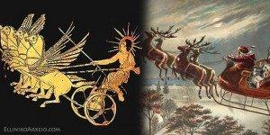 Χριστουγεννιάτικες ιστορίες. Ελληνικά Χριστούγεννα