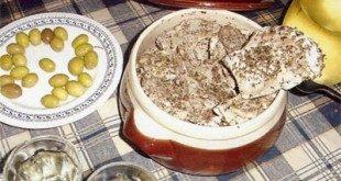 παραδοσιακά φαγητά της Σάμου. Πασπαλάς