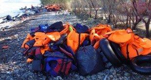 Συνελήφθησαν μέλη ΜΚΟ στη Λέσβο