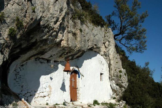 Αγιος Νικόλαος Ιθάκη