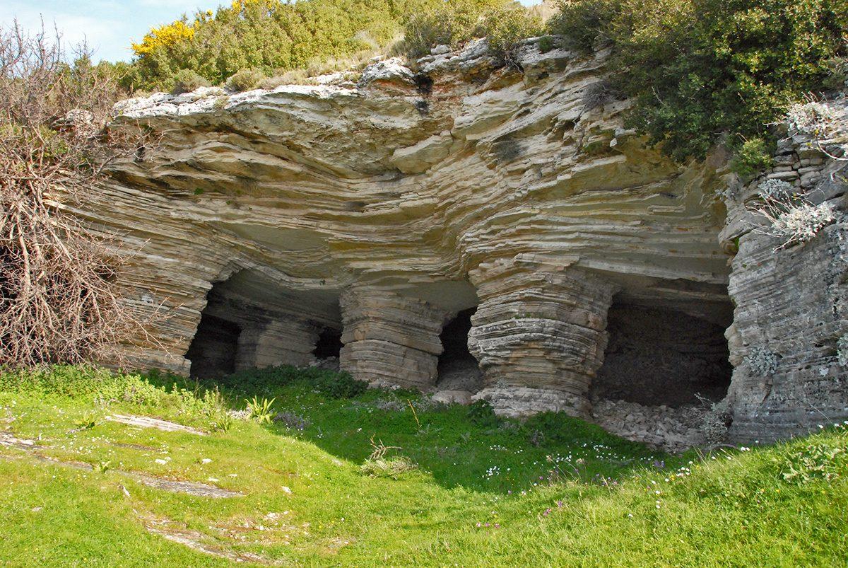 Αρχαία Ορυχεία Μυτιληνιών - Ancient Mine