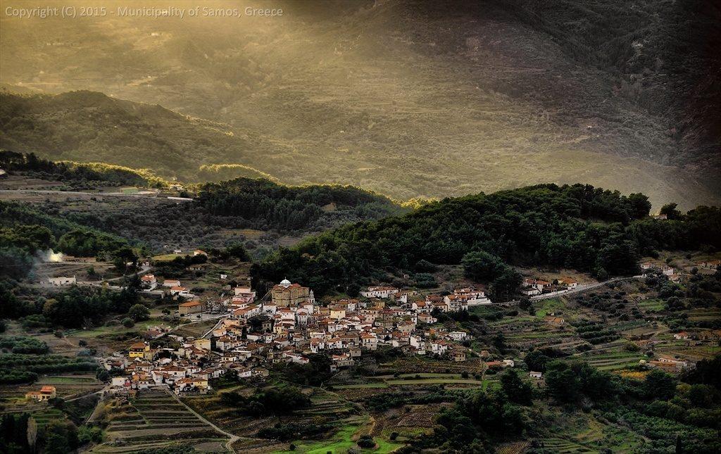 Το χωριό Κονταίικα