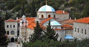 μοναστήρια.Μονή Τιμίου Σταυρού. The Monastery of the Holy Cross