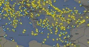 Live air traffic - Οι πτήσεις ζωντανά!