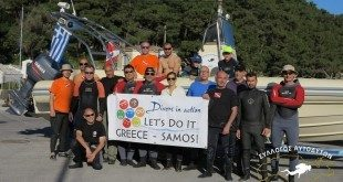 Let's do it Samos