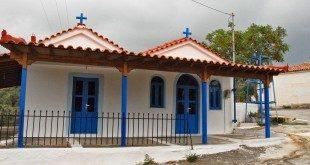 Η εκκλησία του Παλαιοχωρίου