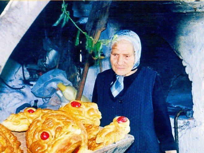 Το ψωμί της Λαμπρής