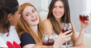 κατανάλωση κρασιού