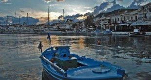 Το λιμάνι του Πυθαγορείου