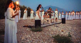 Ηραία: Αναπαράσταση της αρχαίας γιορτής