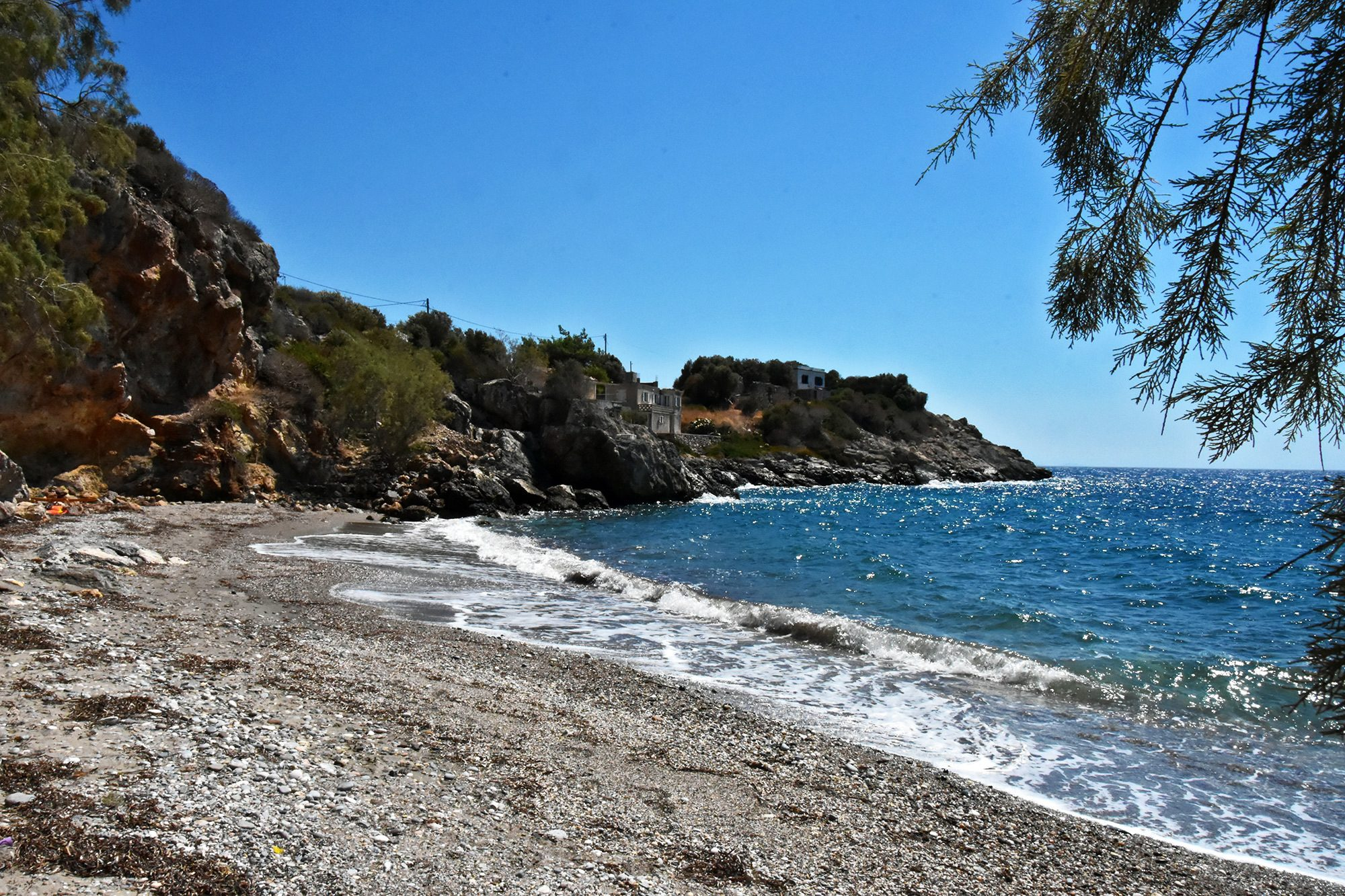 Παραλία Κυργιάννη.