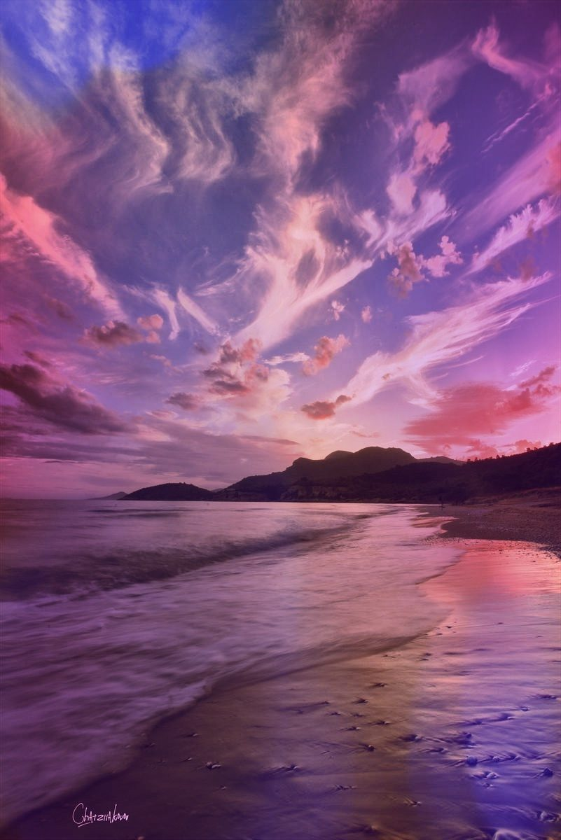Η ψιλή Άμμος Μαραθοκάμπου