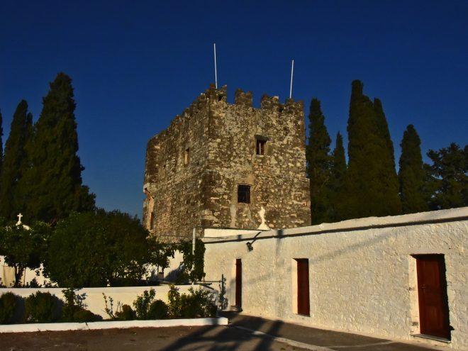 Ο Πύργος του Σαρακίνη στο Ηραίον